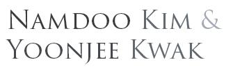 Namdoo Kim / Yoonjee Kwak