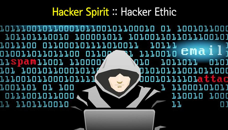 hacker spirit